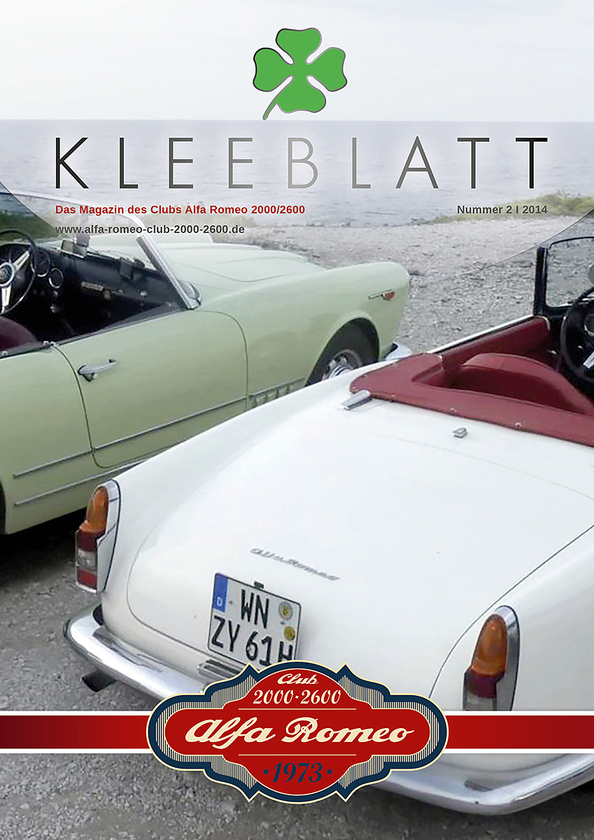 Kleeblatt Magazin