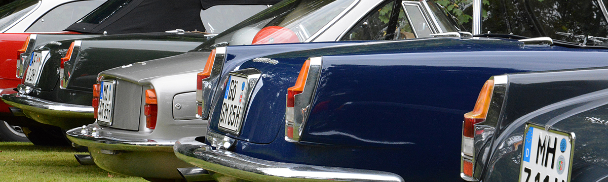 Alfa Romeo Club 2000 / 2600